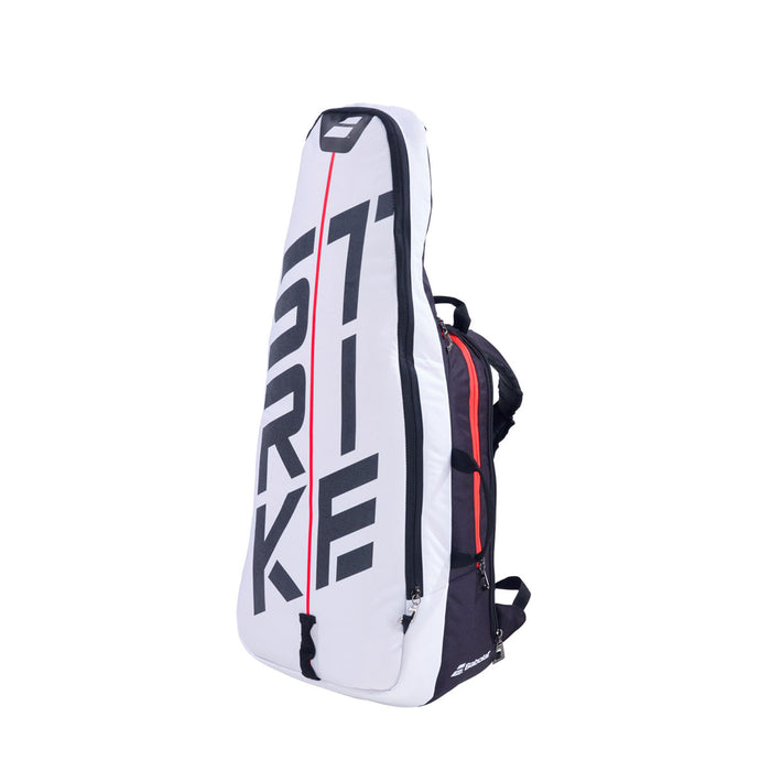 Babolat backpack pure strike badminton tennis squash kington ontario canada 3 racquets extended