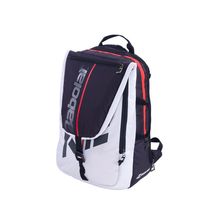Babolat backpack pure strike badminton tennis squash kington ontario canada side view