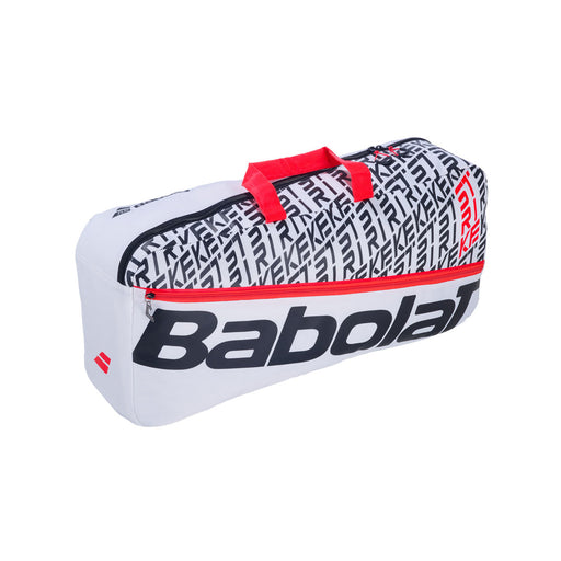 babolat pure strike dufel bag for tennis squash badminton rectangular backpack straps