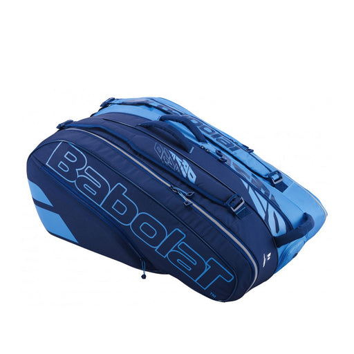babolat rh x 12 pure drive 2021 gear bag tennis squash badminton pickleball 12 racquet 3 compartments