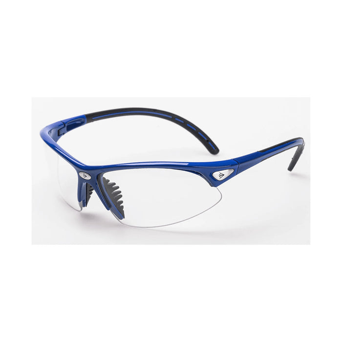 Dunlop i armour squash racquetball badminton glasses protective blue black