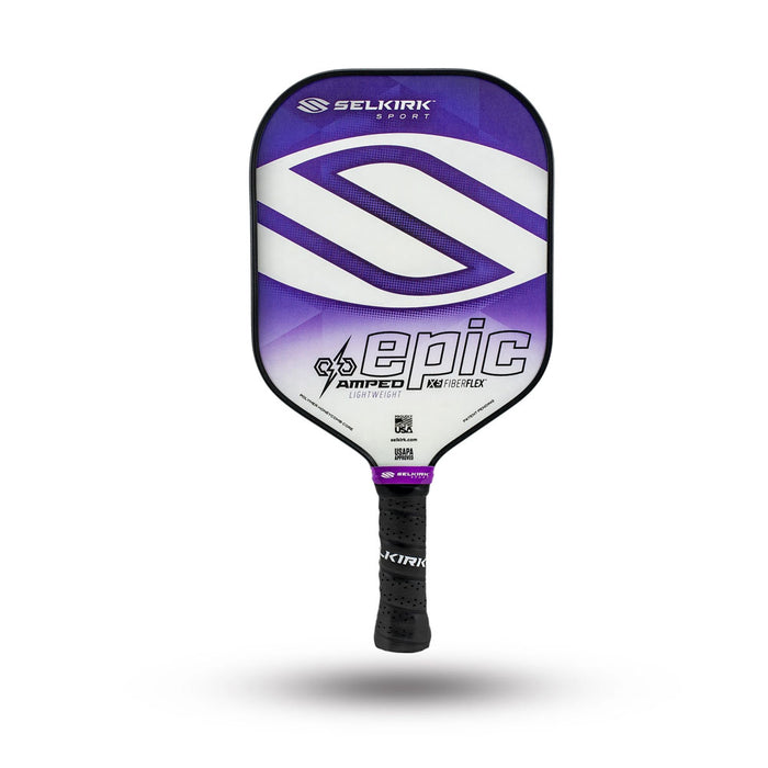 Selkirk Amped Epic Lightweight Amethyst at Racquet Science