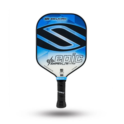 Selkirk Amped Epic Midweight pickleball paddle at Racquet Science