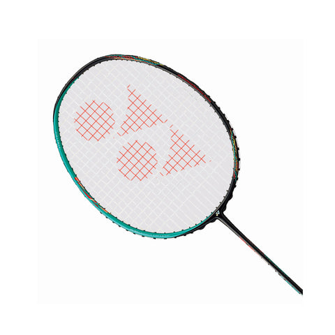 The Yonex Astrox 88S badminton racquet leads the attack