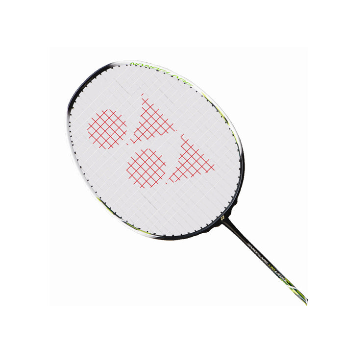 A great badminton racquet for beginners, the Yonex Nanoflare 170 Light.