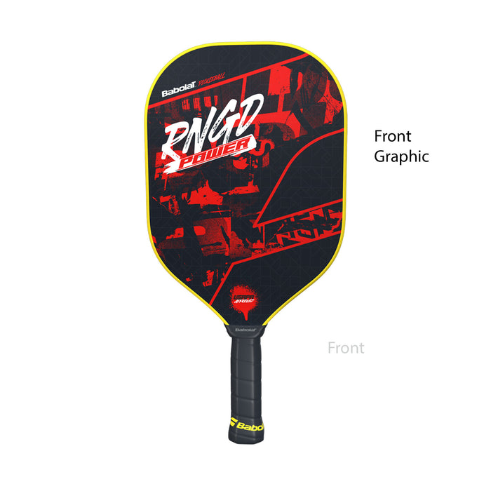 babolat pickleball rngd enegade power paddle new fiberglass pickle Canada