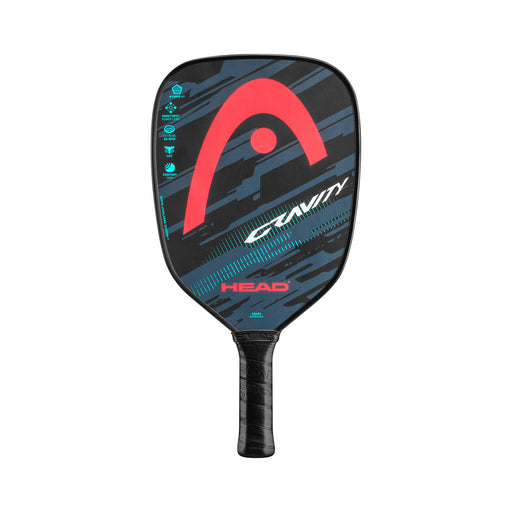 Head gravity pickleball paddle 8.1 oz for the power player red crimson flip side kingston ontario canada