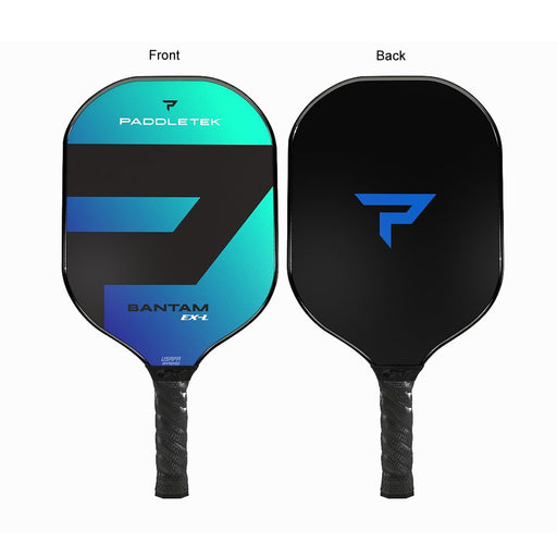 Paddletek Bantam EX-L 2020 blue version of the popular pickleball paddle