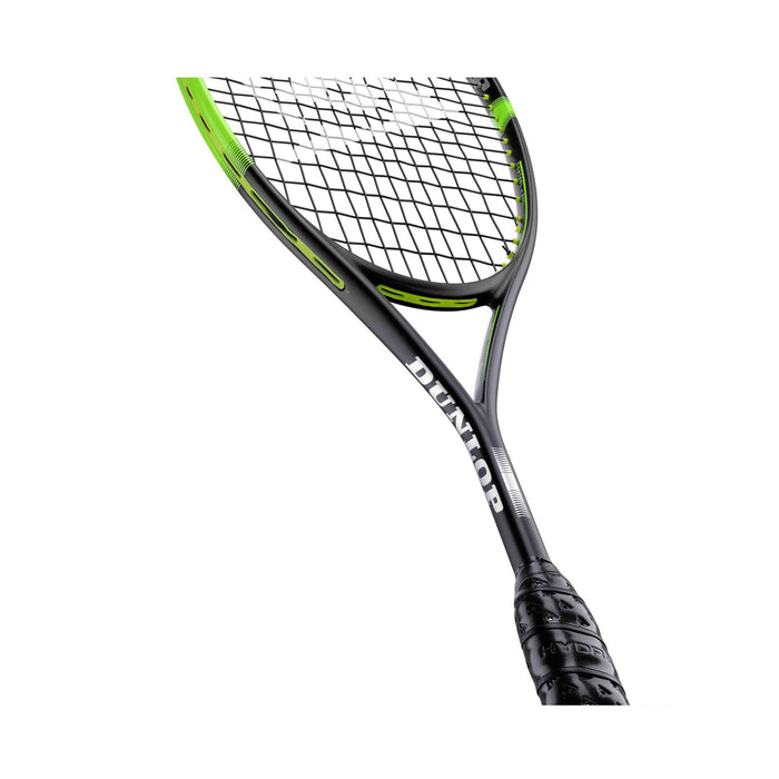 Dunlop sonic core elite 135 squash racquet racket gregory gaultier power 2020 shaft