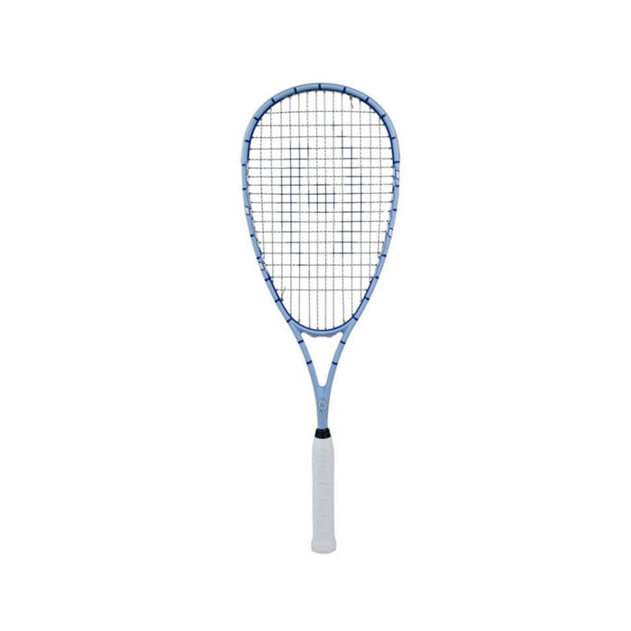 "Harrow Junior Graphite squash racquet - blue colorway. 25"" Length."