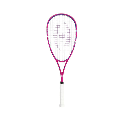 "Harrow Junior Squash Racquet - pink. 25"" Length."