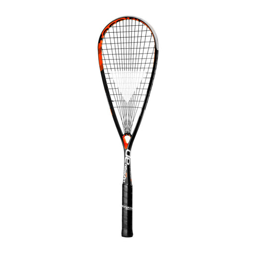 Tecnifibre Dynergy AP 125 squash racquet features Arch power design for increased power on the squash court.
