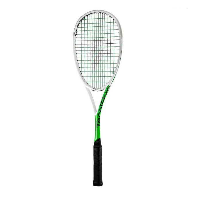 Tecnifibre Suprem curV 130 squash racquet - for the squash player looking for control.