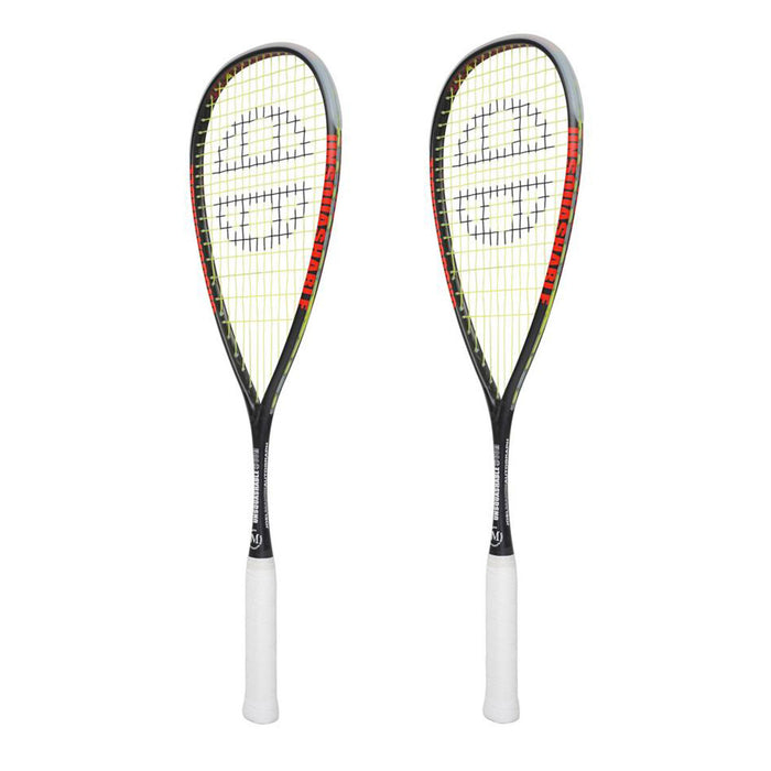 Unsquashable Joel Makin tour tec pro squash racquet racket golden tiger lightweight