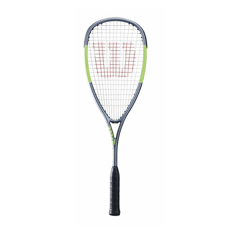 Wilson Blade L. A powerful head heavy squash racquet to add power to your game.