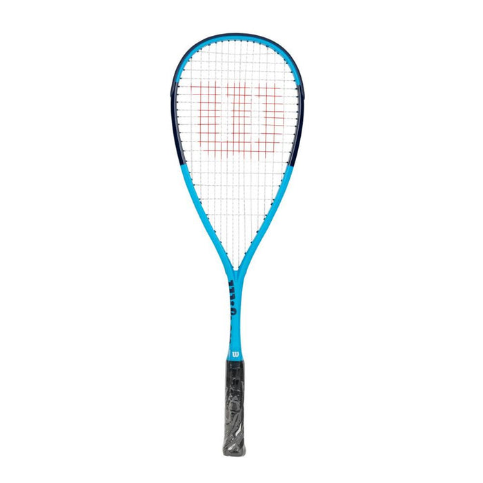 Wilson Ultra UL squash racquet. For the player looking for a lightweight squash frame, check out the 97 gram frame from Wilson.
