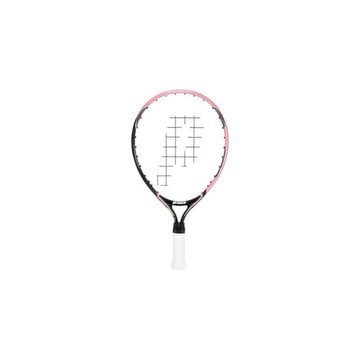 Prince Pink 17 juniour tennis racquet for players up to 4 years old.