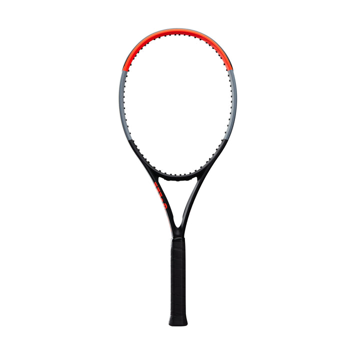 Wilson clash 100 performance tennis racquet
