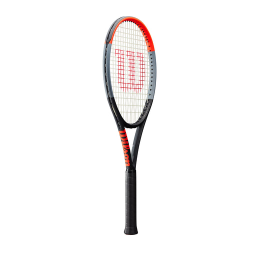 Wilson clash 100 performance tennis racquet with string