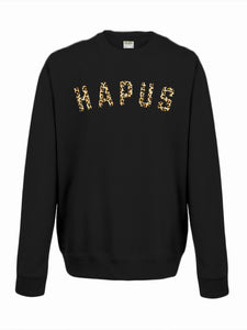 HAPUS (leopard) | Jumper - Queen B and Co.