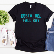 Load image into Gallery viewer, COSTA DEL FALL BAY | T Shirt - Queen B and Co.
