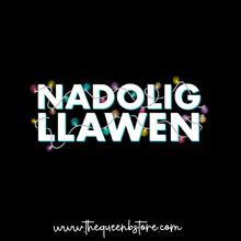 Load image into Gallery viewer, NADOLIG FAIRY LIGHTS | Christmas Jumper - Queen B and Co.