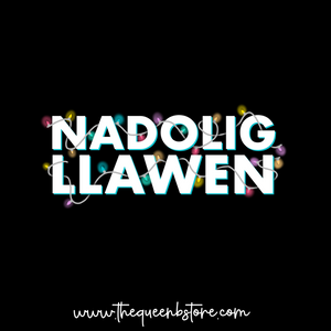 NADOLIG FAIRY LIGHTS | Christmas Jumper - Queen B and Co.