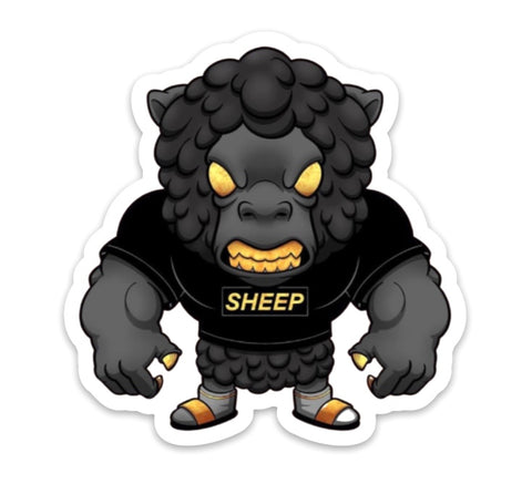 In Prime We Trust Hype Sheep Sticker