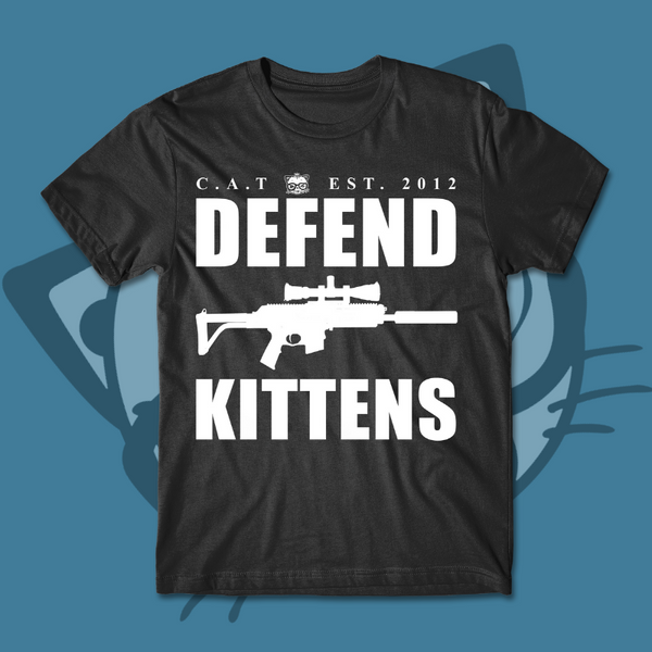 DEFEND KITTENS - Unisex Tee