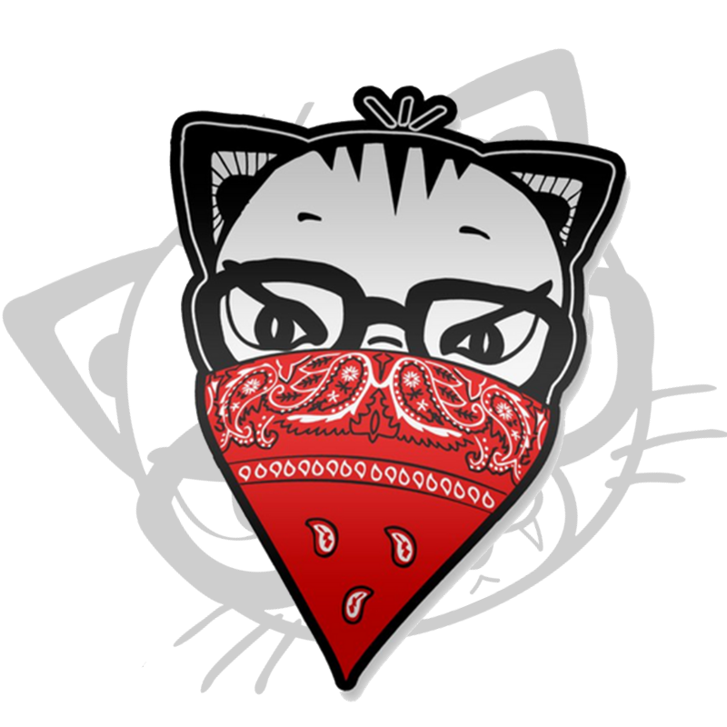 BANDANA STICKER