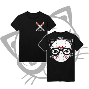 HOCKEY MASK - Unisex Tee