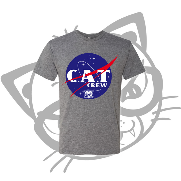 SPACE-CAT T-SHIRT