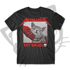 PET 'EM ALL - Unisex Tee