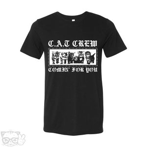 COMING FOR YOU T-SHIRT
