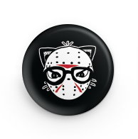 HOCKEY MASK PIN