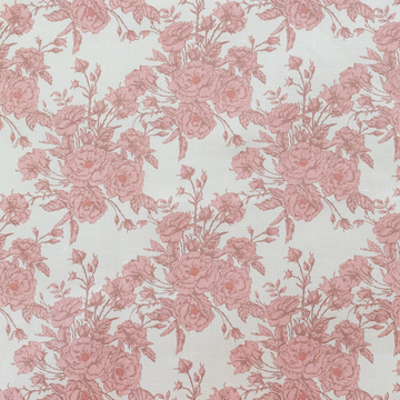 Chantilly Minimalist Belgian Linen - Billie Pink