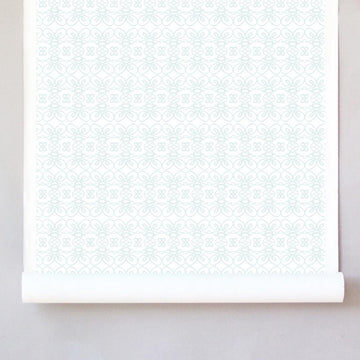 Washington Wallpaper - Marjorie Mint
