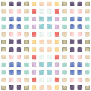 Colors of Provence Fabric - Multi