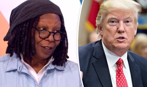 Whoopie Goldberg To Leave The US If Trump Wins?