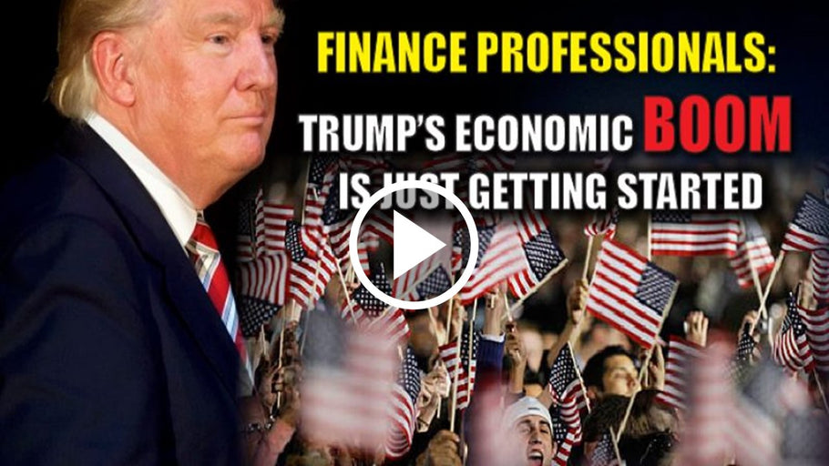 Some Say Obama Is Responsible Does Trump Deserve Credit?[Watch]