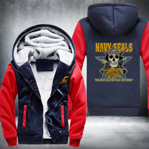 Navy Seals Veteran Jacket