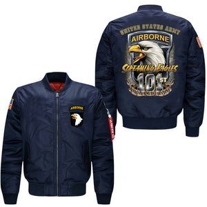 Screaming Eagle Flight Jacket