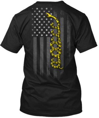 Gadsden Don't Tread on Me Tee
