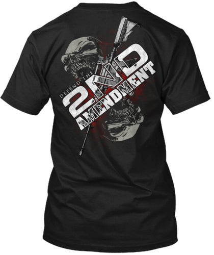 Defend The 2nd Amendment Tee