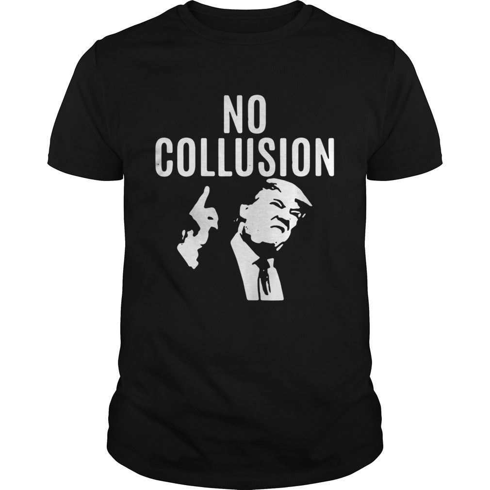 Trump No Collusion Tee