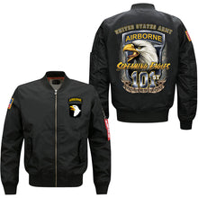 Load image into Gallery viewer, Screaming Eagle Flight Jacket