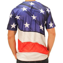 Load image into Gallery viewer, American Flag T-Shirt - The Flag Shirt