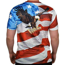 Load image into Gallery viewer, We The People Crewneck Mens T-Shirt