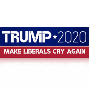 Trump Make Liberal Cry Again Bumper Stickers 100 Pack (Free Shipping)