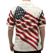 Load image into Gallery viewer, American Flag Shirt Mens - The Flag Shirt